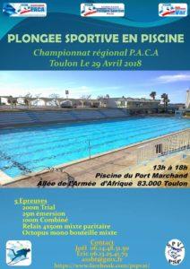 Compétition PSP @ Piscine municipale | Toulon | Provence-Alpes-Côte d'Azur | France